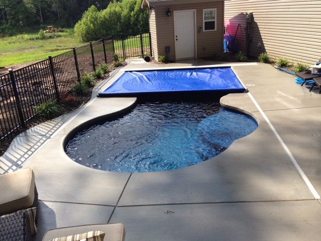 In Ground Automatic Pool Covers Pittsburgh Pool Safety Covers