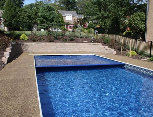 Now Offering Pool Safety Covers – Mesh & Solid